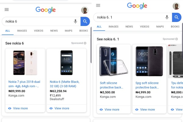 Google Shopping ads are coming to Nigeria