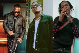 Naira Marley, Wizkid, Burna Boy Top Google's Trending Searches of 2019.