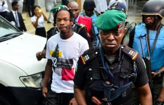 Naira Marley's Fraud Case Adjoirned Till Next Year