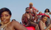 Rayvanny ft. Patoranking, Zlatan, Diamond Platnumz Tetema Remix Video