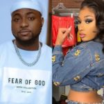 See Reactions To Davido's Moment With Megan Thee Stallion On Stage