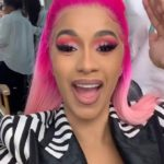 Cardi B Shuts Down Lagos With Massive Concert (Video)