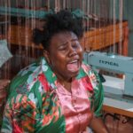 Teni Takes To The Express Way To Advertise Her Forthcoming Show(Video)