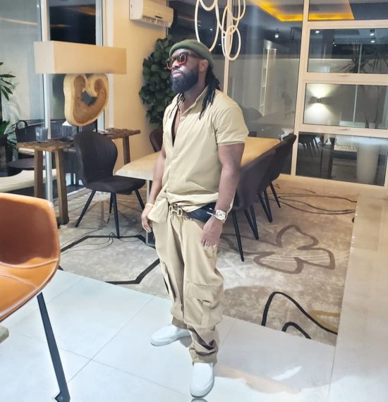 Timaya Asides Me, All Other Celebrities Wear Fake Clothes