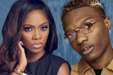 Tiwa Savage Indirectly Confirms Romance With Wizkid( (Video)
