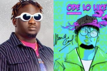 Wande Coal Ode Lo Like Mp3 Download