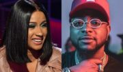 """Watch Cardi B Dance To """"Fall"""" Remix As Davido Features Her On the Song"""