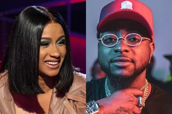 "Watch Cardi B Dance To ""Fall"" Remix As Davido Features Her On the Song"