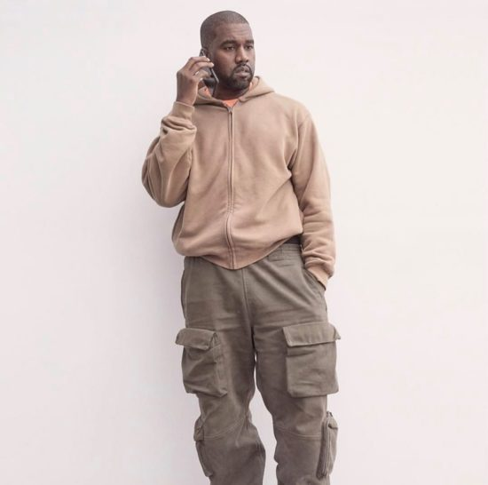 Watch Kanye West Turn Davido's If Into a Gospel Song