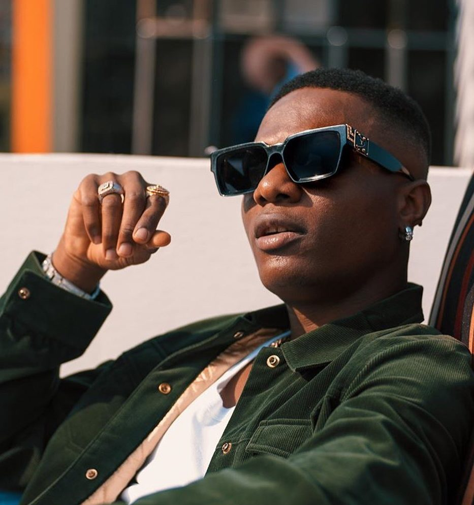 "Wizkid: ""I Will Be Dropping 5 Albums In 2020"" (Video)"