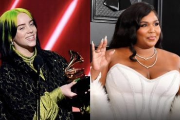 Billie Eilish, Lizzo, win big at the 62nd Grammy Awards. | Full List
