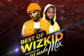 DJ Maff - Best of Wizkid Mix (2020)