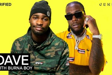 "Dave & Burna Boy Break Down ""Location"" on Genius' Verified."