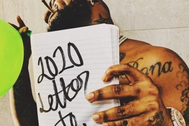Davido 2020 Letter To You Lyrics