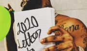 "Davido set to release new song ""2020 Letter To You"""