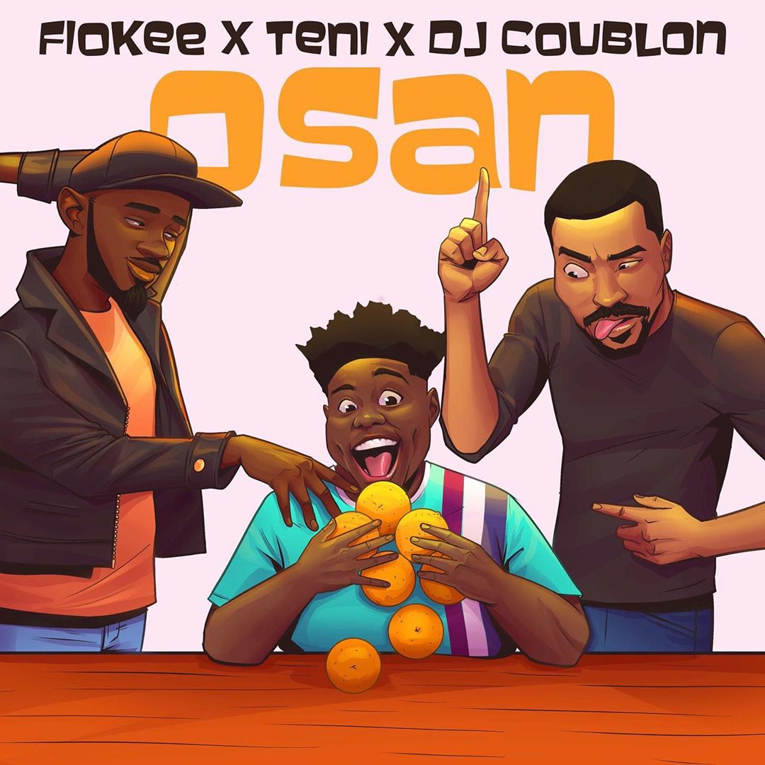 Fiokee ft. Teni & DJ Coublon Osan Mp3 Download