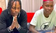 Naira Marley signs Zinoleesky to Marlians Records.