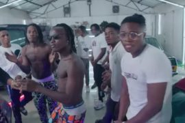 Naira Marley x C Blvck Tingasa Video Download Mp4