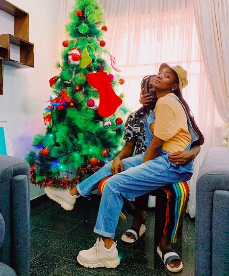 Simi & Adekunle Gold Express Love As Wedding Clocks One.