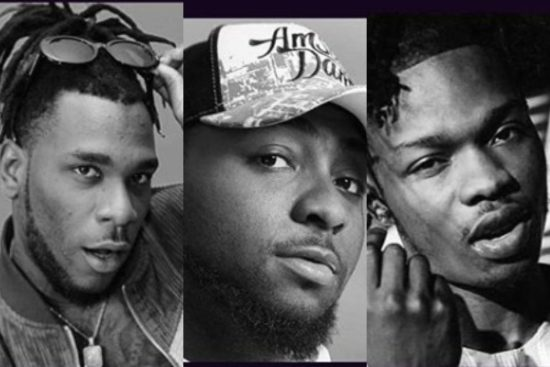 #SoundCityMVP2020: Burna Boy, Naira Marley, Davido, Others win | Full List Of Winners.