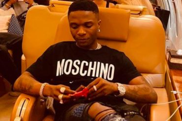 Wizkid: No man or woman fit stress me.