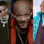 2Baba Features Wizkid, Olamide and Burna Boy, Others in Warrior Album