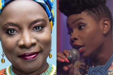 Angelique Kidjo- Does Yemi Alade also want a Grammy