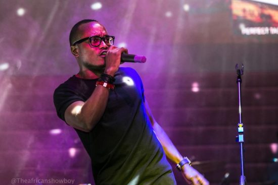 Brymo Removes 2 Tracks from his Yellow Album, Gives Reason