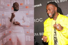 Burna Boy Gets Plaque as Stormzy's 'Own it' Goes Platinum