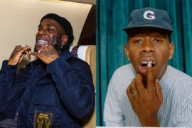 Burna Boy Loses BRIT Award to LA Rapper, Tyler The Creator