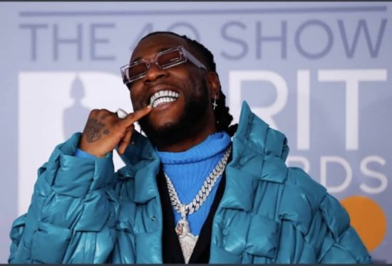 Burna Boy to Start 'Twice as Tall' Music Tour in May