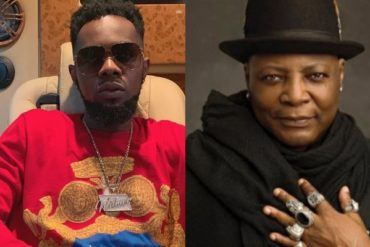 Charly Boy Commends Patoranking for Launching Scholarship Program