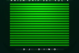 DJ Dino - Naija Drip Set Mix Vol. 4