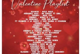 DJ Enimoney - Valentine Playlist Mix