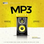 DJ PlentySongz - Mp3Bullet Monthly Mixtape (Feb. Edition)