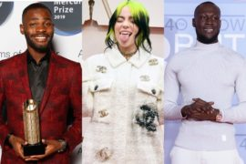 Dave, Stormzy, Billie Eilish, Others Win BRIT Awards Full List