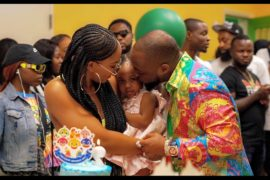 Davido's 2nd Baby Mama Blows Hot On Social Media
