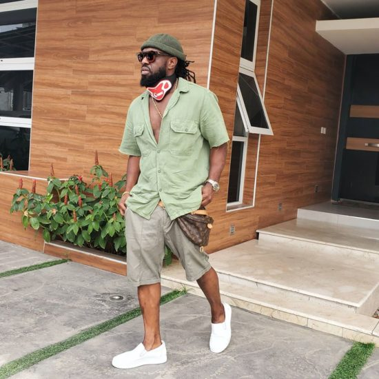 Top Nigerian best-dressed male pop stars of this decade