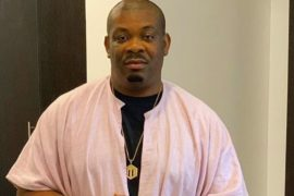 Don Jazzy Scared of Corona Virus, Shares Plane Experience