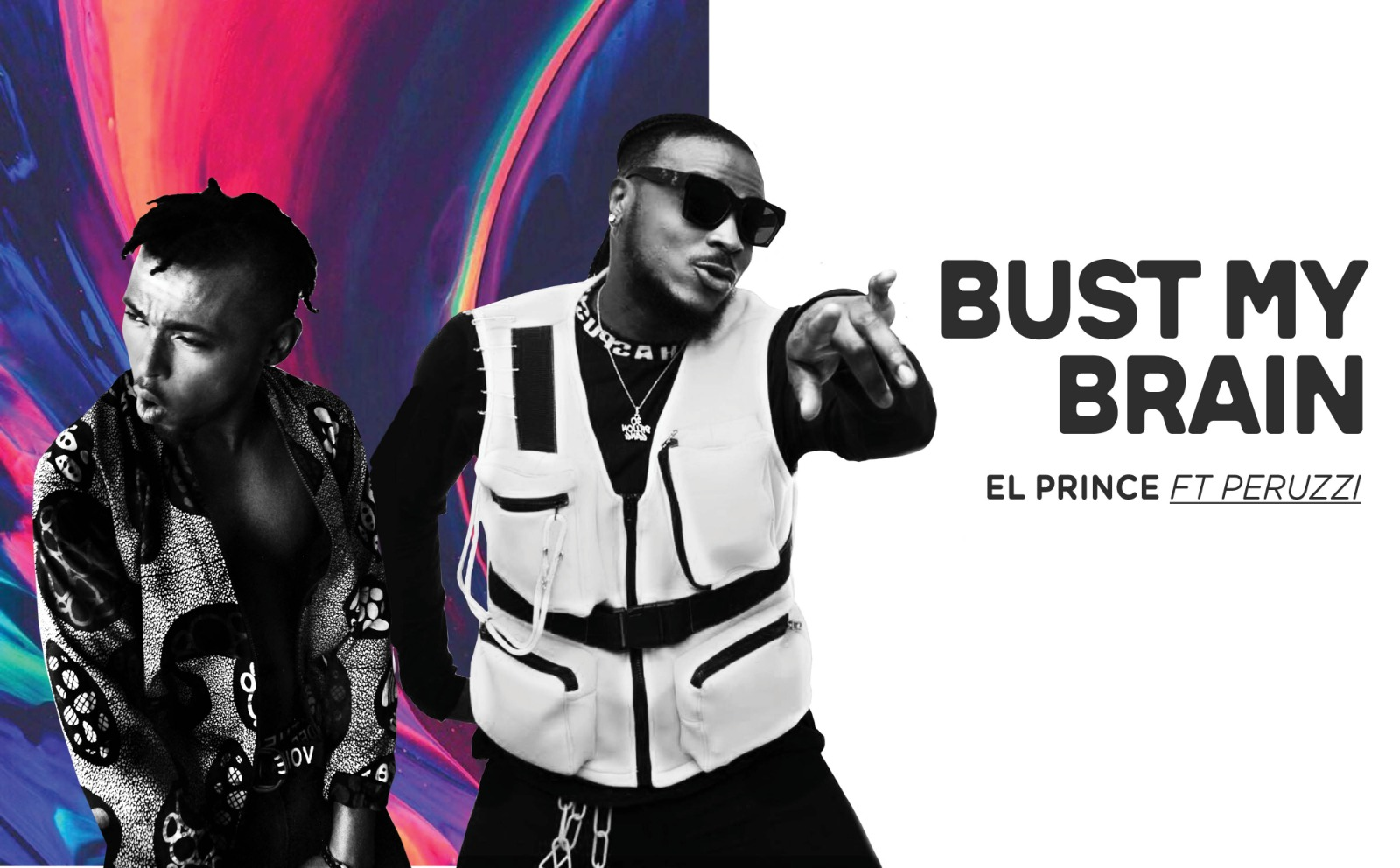 EL Prince ft. Peruzzi – Burst My Brain | Full EP