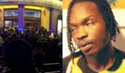 Marlian Fest London: Naira Marley Shut down in and out of O2 Academy.
