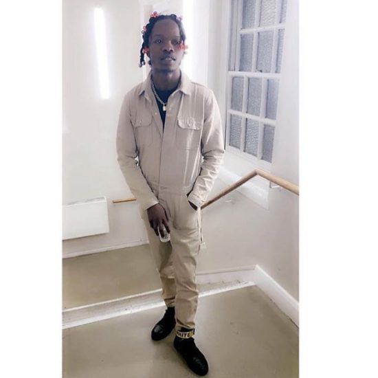 Naira Marley's Twitter Account Finally Gets Verified