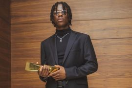 Rema who got featured on youtube's today's biggest hit category also got featured on Global pop, vibes on deck and Champaign diet categories.