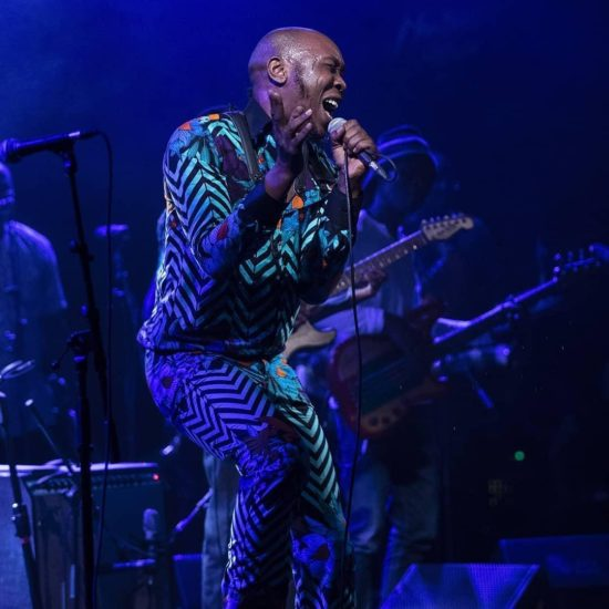 Seun Kuti Fires Motivational Speaker Who Called Fela Bad Influence