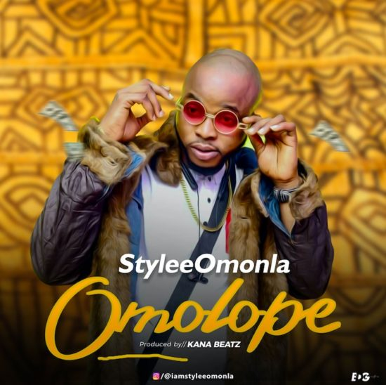 Stylee - Omolope (You Be Yahoo Boy)