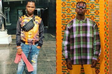 Which Country is your Vodoo Priest in Speed Darlington asks Mr Eazi