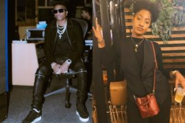 Wizkid Hints on Collaboration with fast Rising Act Tems