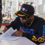 #YBNLEMPIRE: Olamide Signs Joint Venture Deal with Empire