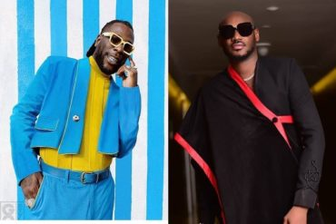 2Baba Finally Reacts to Burna Boy's Claim That He's The Best