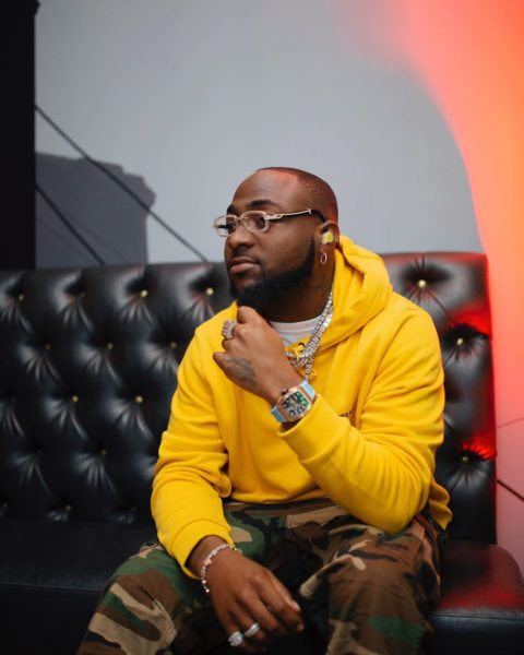 Davido Replies Fan who asks for Giveaway says he does it Everyday